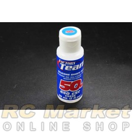 ASSOCIATED 5435 50 Weight Silicone Shock Oil 650cst