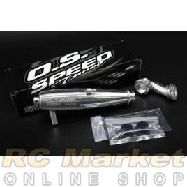 OS ENGINE 72106852 Tuned Silencer Complete Set T-2080SC II (MR02)