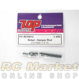 TOP PC-RCH012 Rebel - Damper Rod (for Rebel 12 & 10)