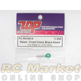 TOP PC-RCH014 Rebel - Front Cross Brace Insert (for Rebel 12, 10 & 10ss)