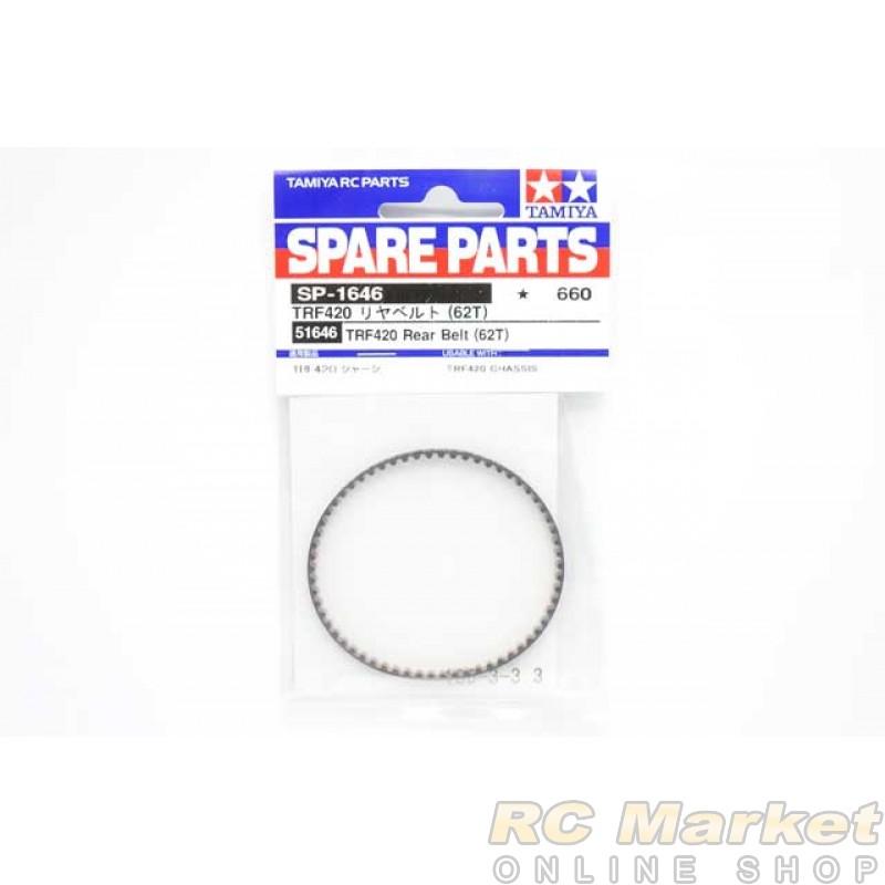 TAMIYA 51646 TRF420 Rear Belt (62T)