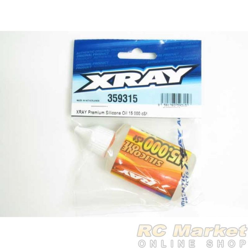 XRAY 359315 Premium Silicone Oil 15 000 cst