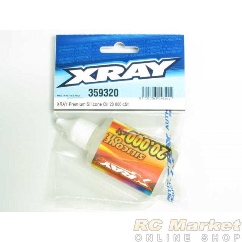 XRAY 359320 Premium Silicone Oil 20 000 cst