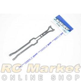 XRAY 301060 T4'20 Graphite Upper Deck 2.0mm