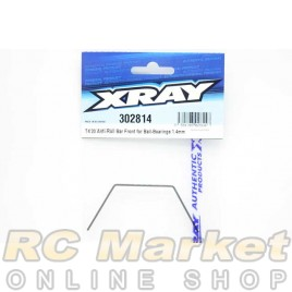 XRAY 302814 T4'20 Anti-Roll Bar For Ball-Bearings - Front 1.4mm