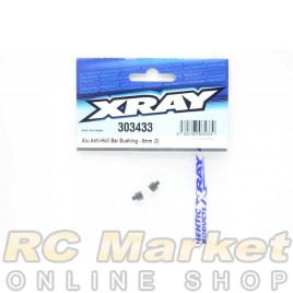 XRAY 303433 T4'20 Alu Anti-Roll Bar Bushing - 6mm (2)