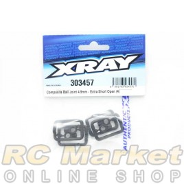 XRAY 303457 T4'20 Ball Joint 4.9mm - Extra Short Open (4)