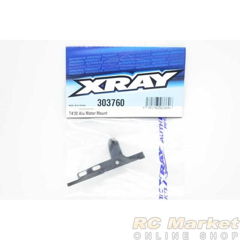 XRAY 303760 T4'20 Alu Motor Mount