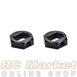 SERPENT 804449 Wheel Hexacon CVD -1mm V2 (2)