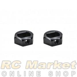 SERPENT 804448 Wheel Hexacon CVD 0mm V2 (2)