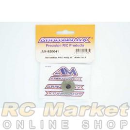 ARROWMAX 920041 AM Medius FWD Pully 21T Aium 7075