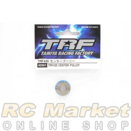 TAMIYA 42351 TRF420 Center Pulley