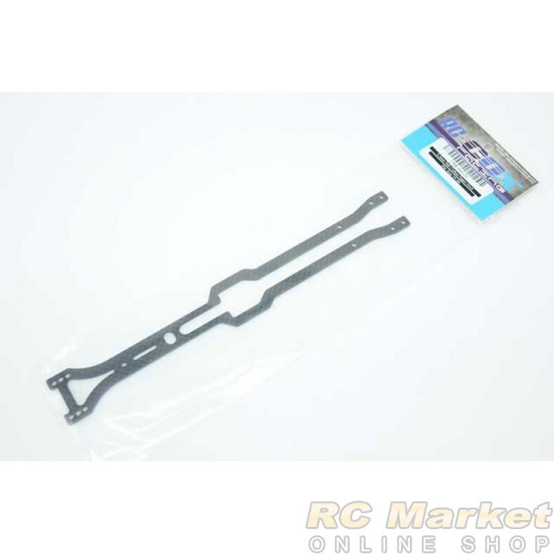 RC-COX CXR-042-22 2.2mm Full Carbon Upper Deck (For Xray T4'20)