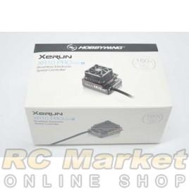 HOBBYWING 30112610 Xerun XR10 PRO Elite G2 160A Brushless ESC Gray