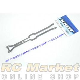 XRAY 301061 T4'20 Graphite Upper Deck 1.6mm