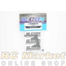 RC-COX CXR-044 Graphite Bumper Brace (For Xray T4'20)