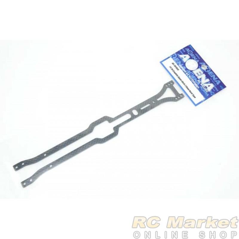 ARENA 301060 T4'20 Graphite Upper Deck 2.0mm Hard Type
