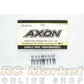 AXON ST-HP-021 World Spec Spring HPS C2.35-2.65: Blue / White (2pic)