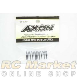AXON ST-SL-021 World Spec Spring SLS C2.55 : White / Pink (2pic)