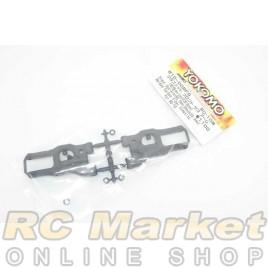 YOKOMO B10-008FG Front Suspension Arm (55.0mm-Shock33.0mm) Molded Carbon Fiber Compsite for BD10