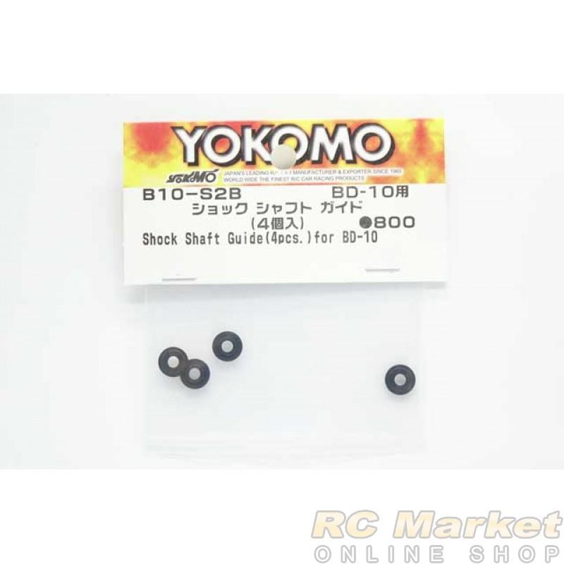 YOKOMO B10-S2B Shock Shaft Guide (4pcs) for BD10
