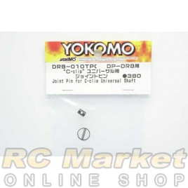 YOKOMO DRB-010TPC Joint Pin for C-Clip Universal Shaft
