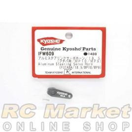 KYOSHO IFW609 Aluminum Steering Servo Horn (FUTABA /18.5)