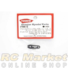 KYOSHO IFW610 Aluminum Steering Servo Horn (SANWA/KO/18.5)
