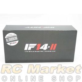 INFINITY CM-00007 IF14-II Aluminum Ver. 1/10 EP Touring Car