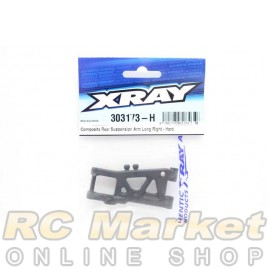 XRAY 303173-H T4'20 Composite Rear Suspension Arm Long Right - Hard