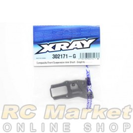 XRAY 302171-G T4'20 Front Suspension Arm Short - Graphite