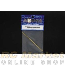 ARENA 111541-V2 Titanium Coated Steel Replacement Tip #1.5x100mm