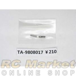 TAMIYA 19808017 2X9mm Shaft (2)