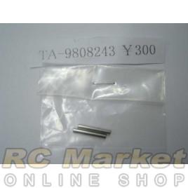 TAMIYA 19808243 2X14mm Stainless Shaft