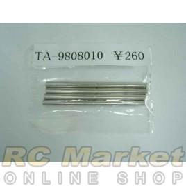TAMIYA 19808010 3X49,7mm Shaft (4)