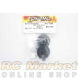 YOKOMO B10-500GS Gear Differential Set for BD10