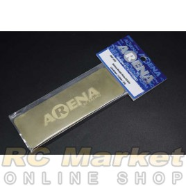 ARENA BWP-S06 Battery Weight Plate STD Size 134x45mm / 0.6mm / 33g