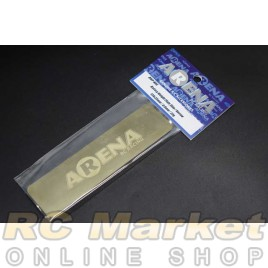ARENA BWP-N06 Battery Weight Plate Slim/Narrow 134x35mm / 0.6mm /23g