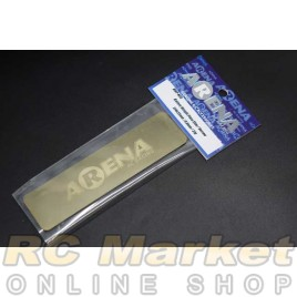 ARENA BWP-N08 Battery Weight Plate Slim/Narrow 134x35mm / 0.8mm / 31g