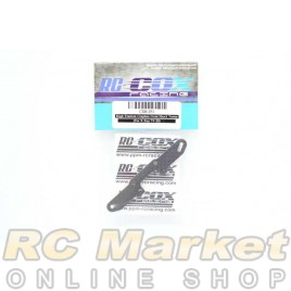 RC-COX CXR-051 High Traction Graphite Front Shock Tower (For Xray T4'20)