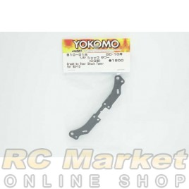 YOKOMO B10-018 Graphite Rear Shock Tower for BD10