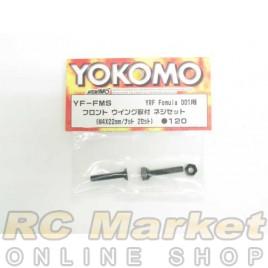 YOKOMO YF-FMS F Wing Mountig Screw for YRF Formula 001