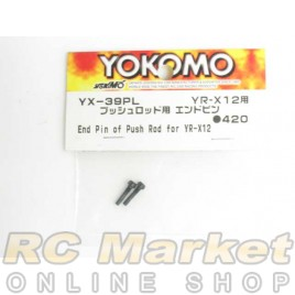 YOKOMO YX-39PL End Pin of Push Rod for YR-X12 (2)