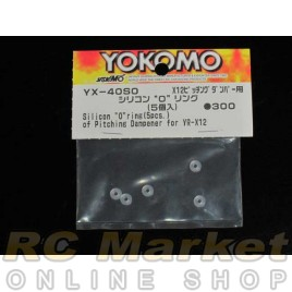 YOKOMO YX-40SO Silicon O-Ring for Pitching Damp. (5)