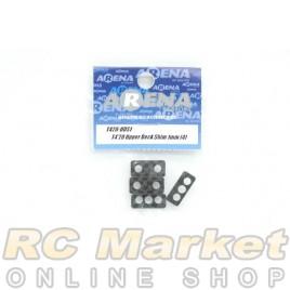 ARENA T420-UDS1 T4'20 Upper Deck Shim 1mm (4)