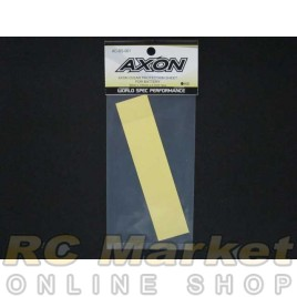 AXON AC-BS-001 Clear Protection Sheet for Battery 30mmx135mmx0.1mm 1pc