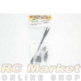 YOKOMO B10-118G Graphite Battery Holder Set for BD10/BD9