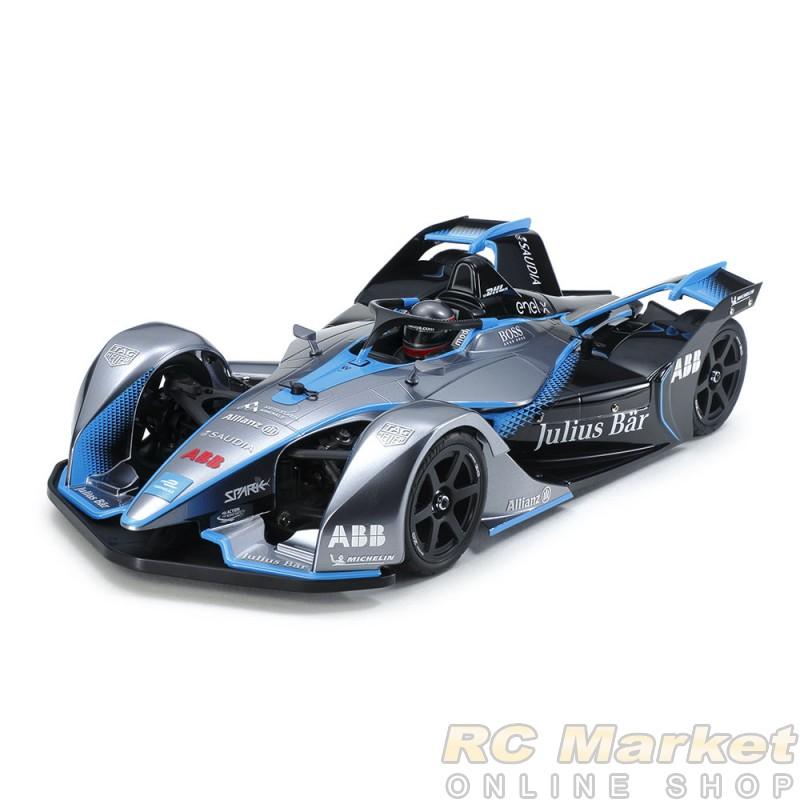 TAMIYA 58681 4WD Racing Car Formula E Gen2 Car Championship Livery (TC-01 Chassis) (Pre-order)