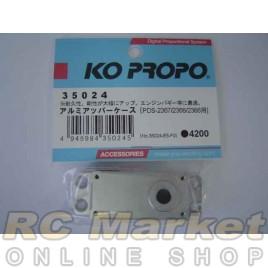KO PROPO 35024 Aluminum Upper Case for Servo