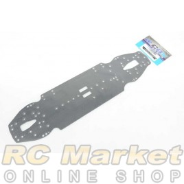 RC-COX CAX-001 2.25mm Full Carbon Chassis (For Awesomatix A800MMX)